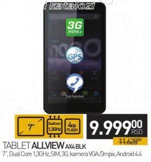 Tablet Ax4blk Allview