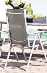 Baštensk stolica MELLBY