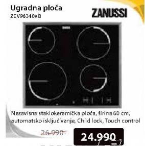 Ugradna Ploča ZEV96340XB