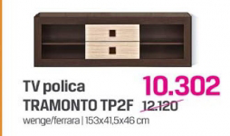TV polica Tramonto TP2F
