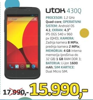 Mobilni telefon 430q