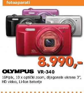 Fotoaparat VR-340 black