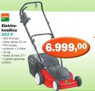 Elektro kosilica 933P