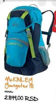 Ranac McKinley Youngster 18