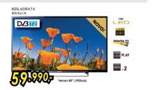 Televizor LED LCD KDL-40R474ABAEP