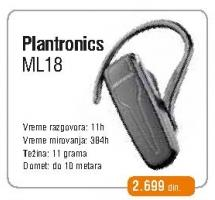 Bluetooth slušalica ML18