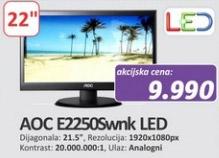 Monitor E2250Swnk