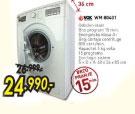 Veš mašina WM 80401 - Slim