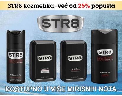 STR8 kozmetika