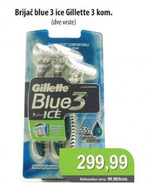 Brijač Blue3 Ice