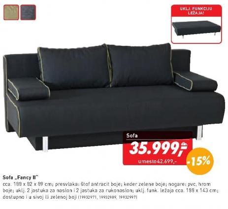 Sofa Fancy II
