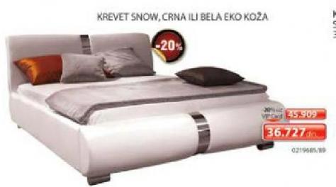 Krevet Snow