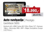 Auto navigacija GeoVision 5850 Full Europe