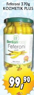 Feferoni ljuti