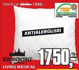 Jastuk Living Medical
