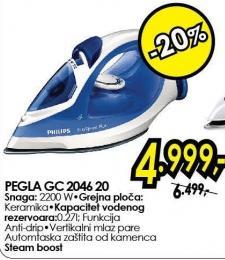 Pegla Gc 2046/20