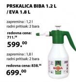 PRSKALICA EVA 1,8L