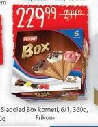 Sladoled korneti