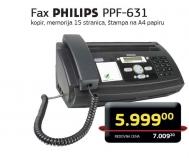 Fax PPF-631