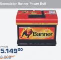 Akumulator Banner Power Bull 69Ah
