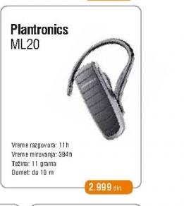 Bluetooth ML20