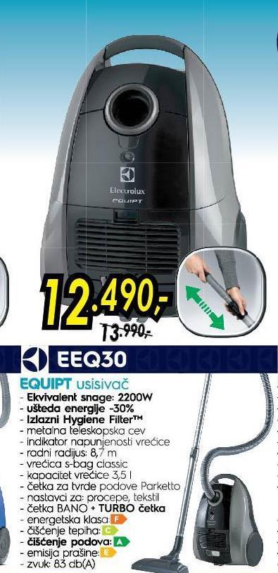 Usisivač Eeq 30