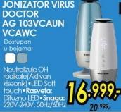 Jonizator Virus Doctor Ag 103vcaun/vcawc