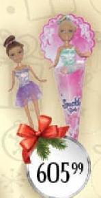 Igračka lutka balerina