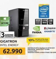 Desktop računar GIGATRON INTEL ENERGY 9