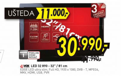 LED Televizor 32 890