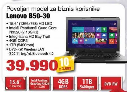 Laptop B50-30
