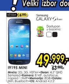 Mobilni telefon Galaxy S4 I9195 MINI B