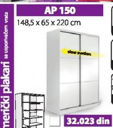 Plakar AP150