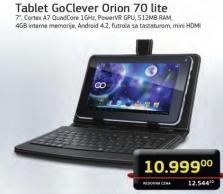Tablet Orion 70 lite