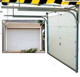 Automatska garažna vrata, 3000x2500mm