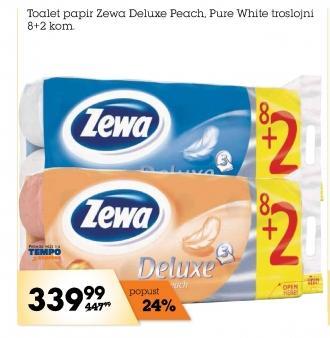 Toalet papir 3sl pure white