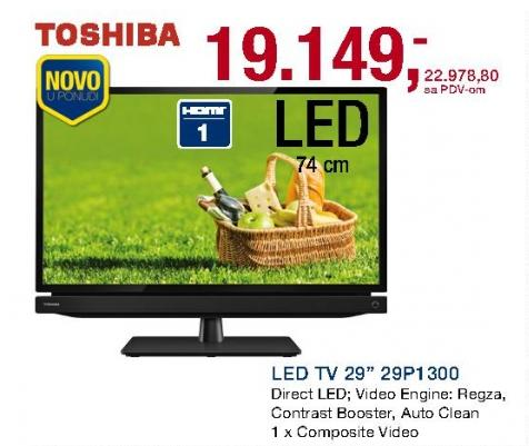 "Televizor LED 29"""