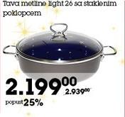 Tava metline light