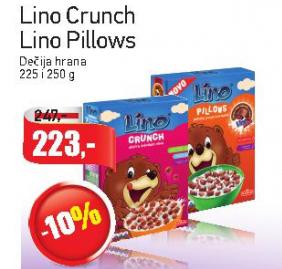 Lino Pillows