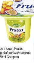 Voćni jogurt breskva
