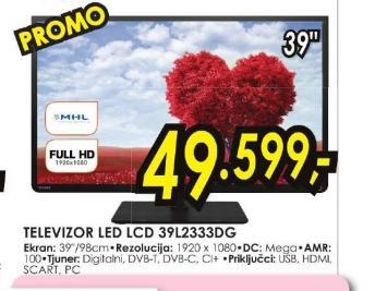 Televizor LED 39L2333G
