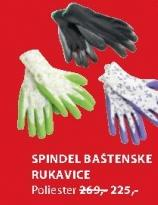 Baštenske rukavice Spindel