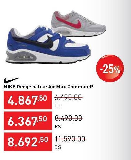 new styles a0553 654b9 inexpensive patike air max command cena cc082 484e9