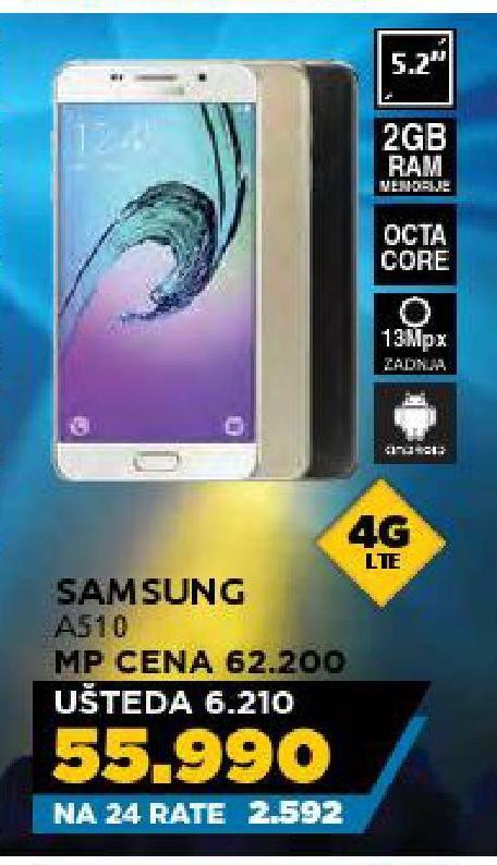 Mobilni telefon A510