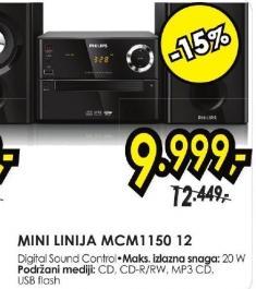 Mini linija Mcm1150 12