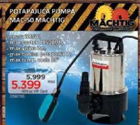 Potapajuća Pumpa MAC-50