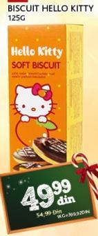 Biskvit Hello Kitty