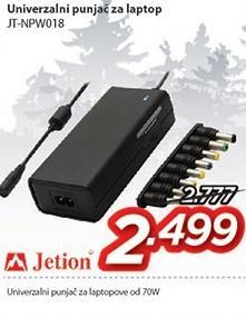 Univerzalni punjač za laptop Jt-Npw018