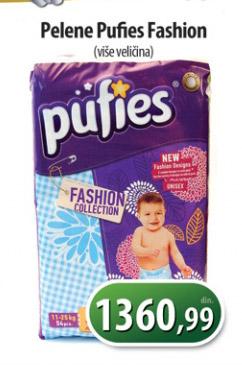 Fashion pelene za decu
