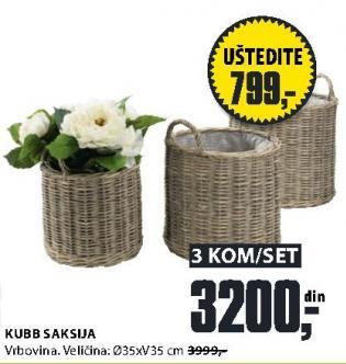 Saksija Kubb